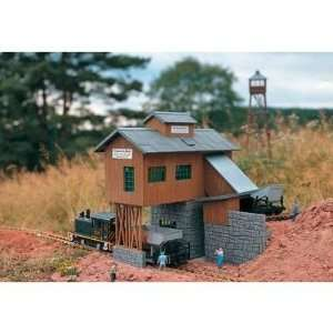GRAVEL WORKS MAIN BUILDING   PIKO G SCALE MODEL TRAIN