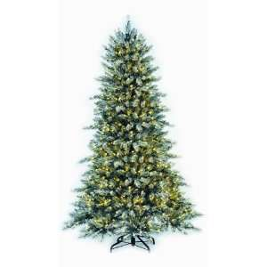 Pine Artificial Christmas Tree   Clear Pre Lit