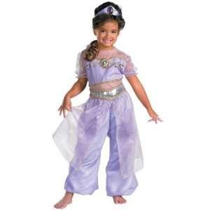 Kids Deluxe Disney Princess Jasmine Costume Toys & Games