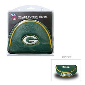 Green Bay Packers NFL Putter Cover   Mallet Sports