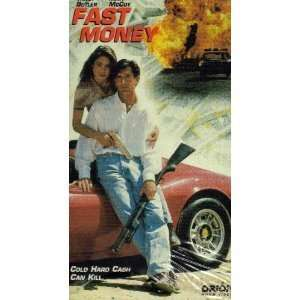 Fast Money [VHS]: Yancy Butler: Movies & TV