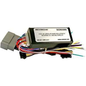 2005 Up Chrysler/Dodge/Jeep Radio Replacement Int Musical Instruments