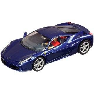 1/32 Carrera Analog Slot Cars   Ferrari 458 Italia   Red
