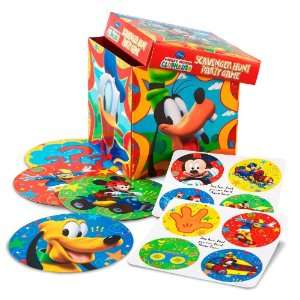 By Hallmark Disney Mickey Fun and Friends Scavenger Hunt Party Game