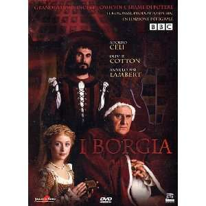 The Borgias   Complete Series   5 DVD Box Set [ NON USA FORMAT, PAL