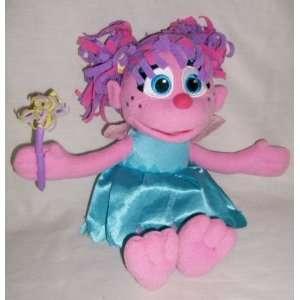 Sesame Street Singing Abby Cadabby Plush (11) Toys & Games