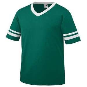 Youth Custom Soccer Jersey DARK GREEN/ WHITE YL
