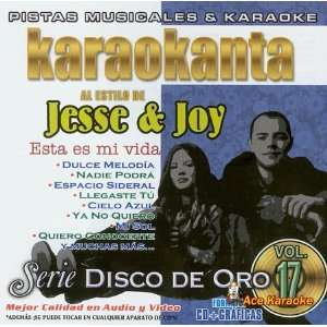 KAR 1717   Al Estilo De Jesse & Joy Spanish CDG Everything Else
