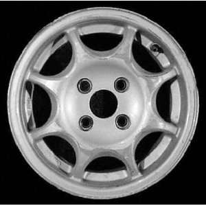 95 HONDA CIVIC ALLOY WHEEL RIM 13 INCH, Diameter 13, Width 5 (8 SPOKE