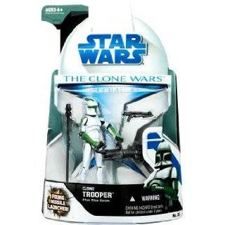 com Star Wars Clone Trooper 41st Elite Corps Clone Wars Action Figure