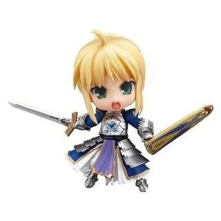 Good Smile Nendoroid Fate / Stay Night   Saber Super Movable Edition
