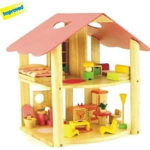Little Pink House Toys & Games