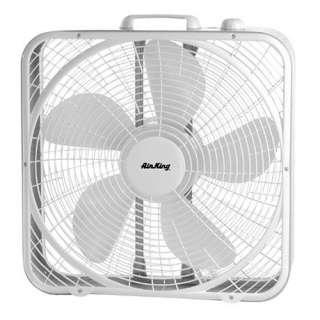 Air King 20 Inch 2,140 CFM 3 Speed Box Fan #9723