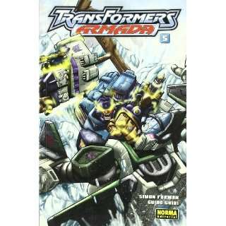 Transformers Armada 5 (Spanish Edition) (9788498149609