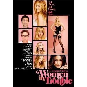 Women in Trouble: Xander Berkeley, Elizabeth Berkley, Josh