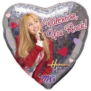 Hannah Montana Valentine ValentineS Day Balloon