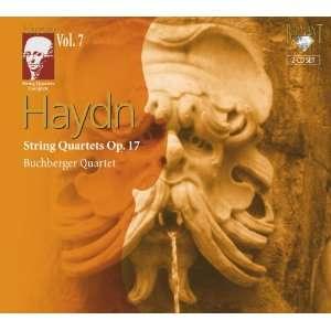 Haydn String Quartets, Op. 17 Franz Joseph Haydn Music