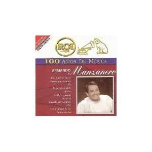 100 Años De Musica 40 Temas Armando Manzanero Music
