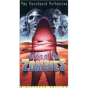 Oasis of the Zombies [VHS] Howard Vernon Movies & TV
