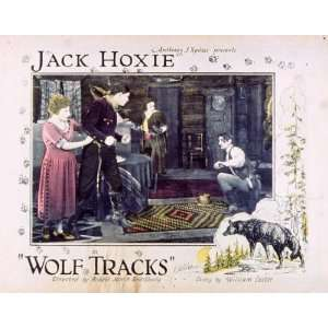 Wolf Tracks   Movie Poster   11 x 17: Home & Kitchen