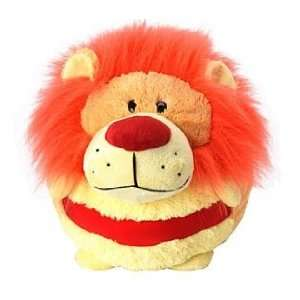 Mushabelly Chatter Floppy Ryder Lion with Red Blanket Toys & Games
