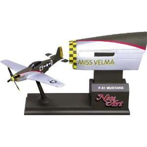 Corgi Models P51 Mustang Miss Velma Model Airplane Everything Else