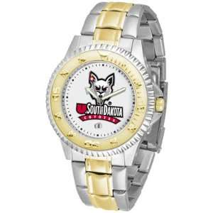 South Dakota Coyotes  University Of Competitor   Two tone Band   Mens