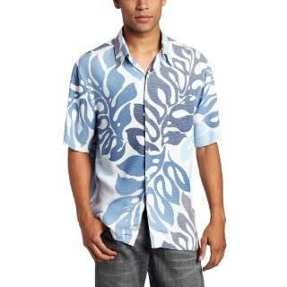Quiksilver Mens Sharks Bay Woven Shirt Clothing