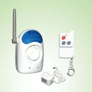 With Panic Button   Anti Intruder Defense System