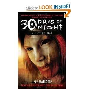 of Night Light of Day [Mass Market Paperback] Jeff Mariotte Books