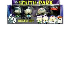 Mezco South Park Boy Band Deluxe Set  Toys & Games