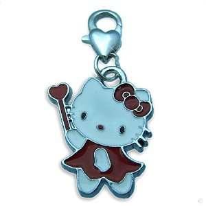 Beggar Charm Bracelet Pendant Hello Kitty magic red #8739, bracelet