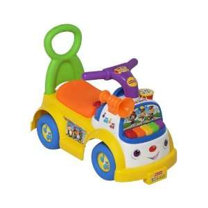 Fisher Price LP Music Parade Ride On: Toys & Games