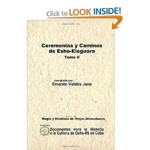 Ceremonias Y Caminos De Eshu Eleguara. Tomo Ii (Spanish