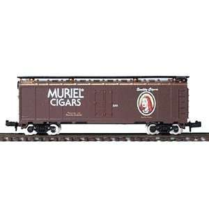 Model Power N Scale Muriel Single Collector Cigar Car Toys & Games