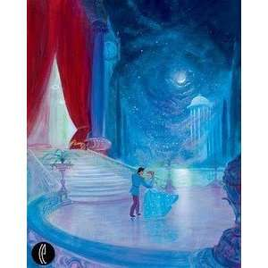 Cinderella So This Is Love Disney Fine Art Giclee By