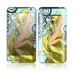 Dreamer Design Decorative Skin Cover Decal Sticker for LG Revolution