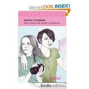 Sulle tracce del tesoro scomparso (Gaia junior) (Italian Edition
