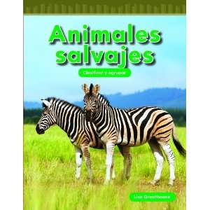 Animales salvajes (Mathematics Readers) (Spanish Edition