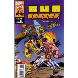 Gun Runner, Vol 1 #1 (Comic Book); Nowhere to Run DAN