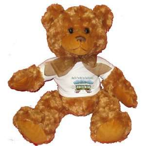 And On The 8th Day God Created COUNTRY MUSIC Plush Teddy