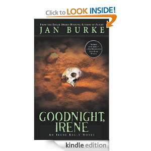 Goodnight, Irene (Irene Kelly Mysteries) Jan Burke