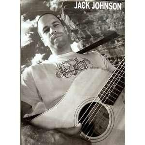 Jack Johnson Nature Boy 24x34 Poster