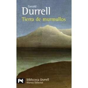 Tierra de murmullos / Land Murmurs (Spanish Edition