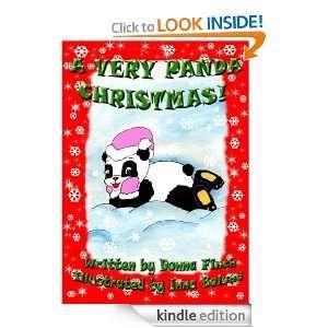 Very Panda Christmas (Amanda the Panda): Donna L. Finch, Inna Bolund