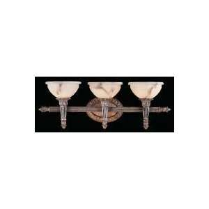 Murray Feiss La Scala Collection Three Light Vanity Strip