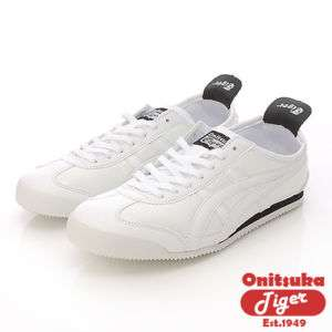 Asics Onitsuka Tiger MEXICO 66 NYL White Shoes #T27