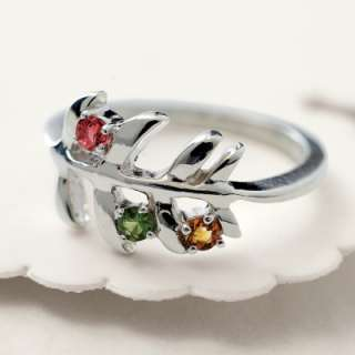 Family Birthstone Rings  Gifts From Redenvelope