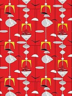 Buy Sanderson Mobiles Wallpaper, 210212, Pillar Box online at