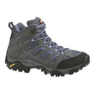 Merrell Womens Moab Mid GORE TEX XCR Hiking Boot   FREE SHIPPING at